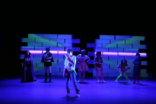 MONOMYTH, RIVERLAND YOUTH THEATRE, CHAFFEY THEATRE, 2011